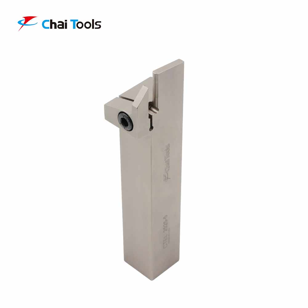 CTEL 2525-5 external parting and grooving holder