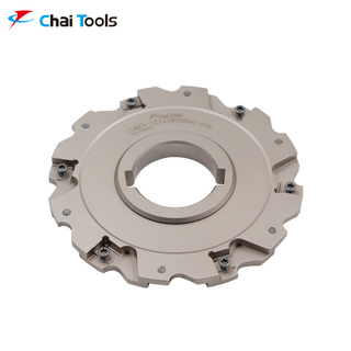 CSMZN-12125W09H40-048 Side And Face Milling Cutter