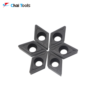 DCMT11T308-GM CT5225 CNC Tungsten Carbide turning insert for steel machining