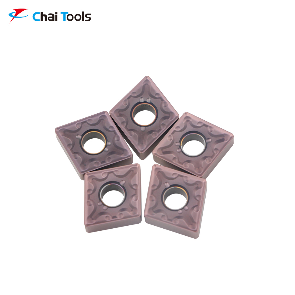 CNMG120408-MA CT8225 CNC Tungsten Carbide turning insert for stainless steel machining
