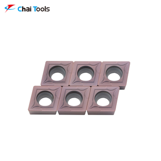 CCMT120408-GM CT5215 CNC Tungsten Carbide turning insert for stainless steel machining